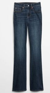 GAP Jeans - GAP MID RISE PERFECT BOOT JEANS